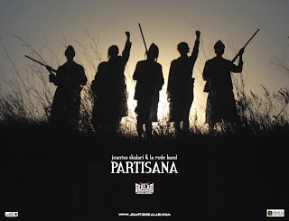 PARTISANA - NEW SINGLE & VIDEOCLIP