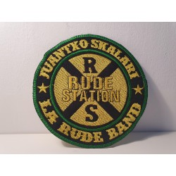 """Rude Station"" patch"