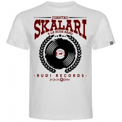 "CAMISETA ""RUDI RECORDS"""