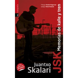 "BOOK + 2CDs ""JSK. Memorias..."